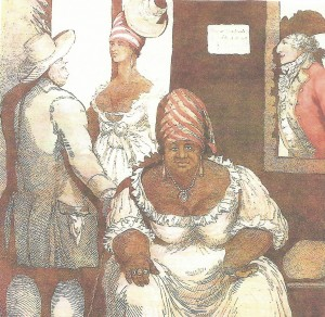 Rachel Pringle from Barbados Museum collection